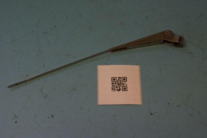 Corvette C1 53-62 Left Hand Wiper Arm, Used Poor